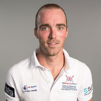 Peter Chambers - Rowing. Men's lightweight four.