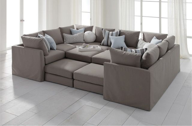 Pit couch