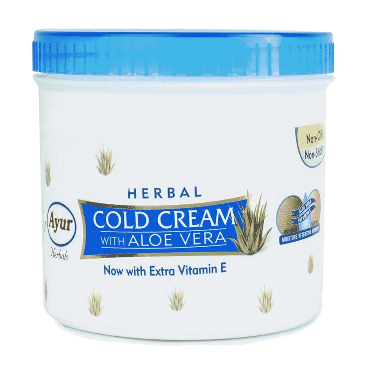 Ayur Cold Cream Aloe Vera 200gm Buy Online at Best