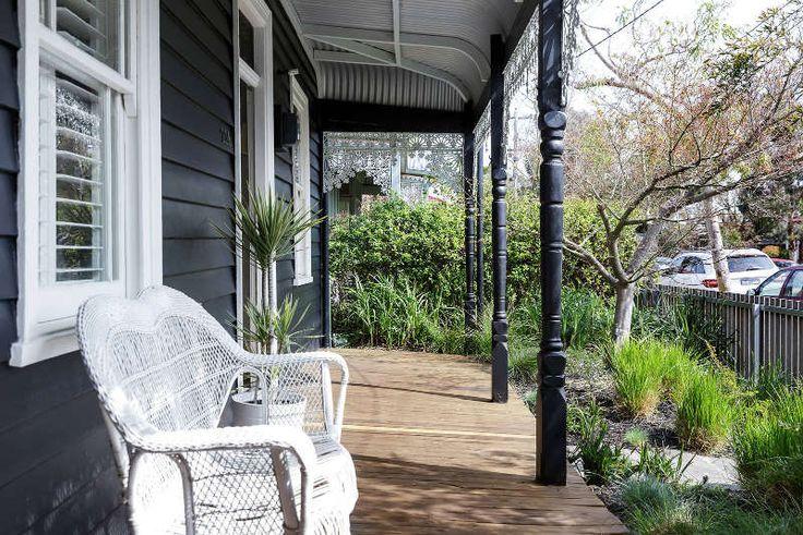 Victorian verandah