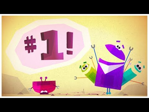 """""""The Number One,"""" Number Songs by StoryBots - YouTube"""