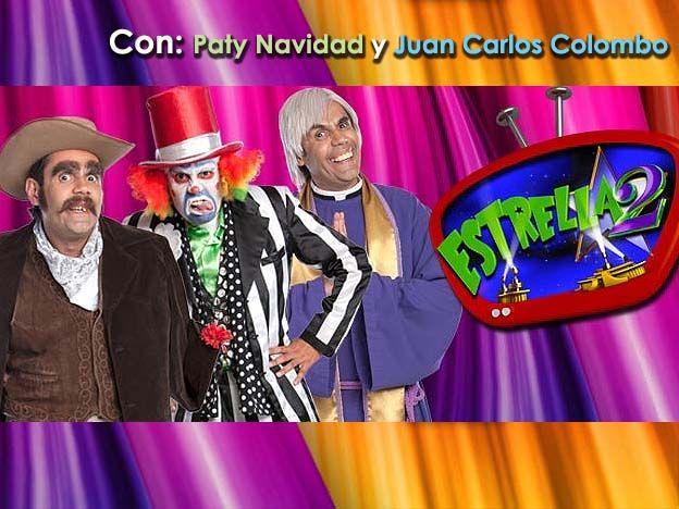 Juan Carlos Colombo y Paty Navidad llegarán a Estrella2 este sábado para afrontar fuertes revelaciones
