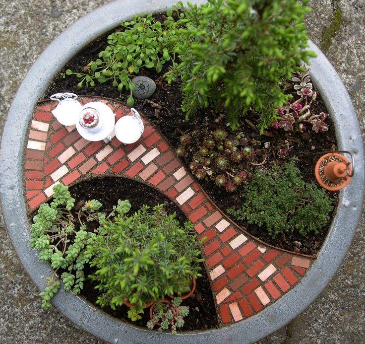 30 DIY Ideas How To Make Fairy Garden – Fairy Gardens