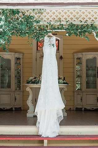 A multicultural garden estate wedding featuring Persian traditions