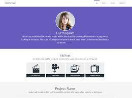 web portfolio - Google-søk
