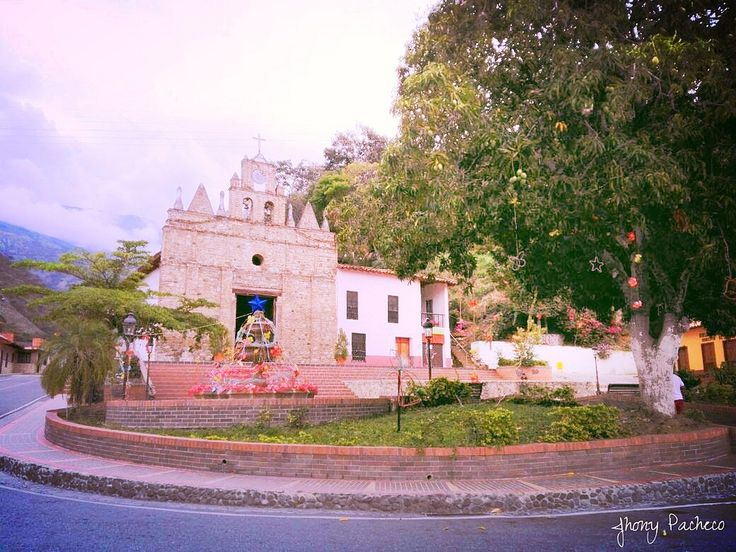 https://flic.kr/p/QLbsFu   Iglesia Municipio Olaya   #Iglesia #Olaya