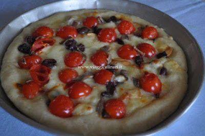 pizza al tegamino