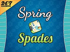 spring spades games