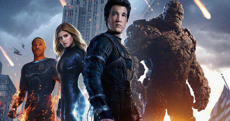 'Fantastic Four' Returns to Marvel, New Movie Coming in 2020? -- A new rumor claims that Marvel is getting back the rights to the 'Fantastic Four' franchise, and they already have plans for a 2020 reboot. -- http://movieweb.com/fantastic-four-marvel-movie-2020/