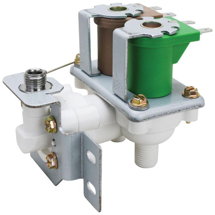 Popular EXACT REPLACEMENT PARTS ER Refrigerator Water Valve Replacement for Whirlpool R