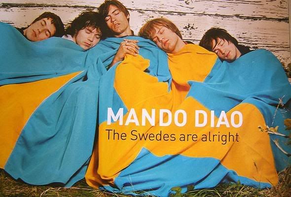 Artist Introduction: Mando Diao | The Broad Street Playlist: a musical Lent Project