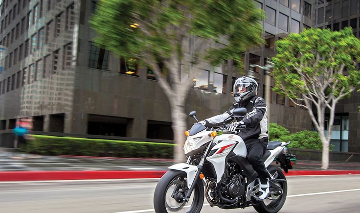 2013 Honda CB500F Preview