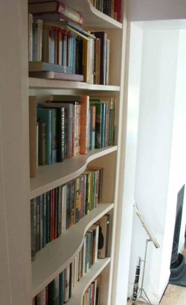 Custom Built In Bookcases Wall Units Or Cabinets Nyc Brooklyn Ny Bookshelves Bookcase