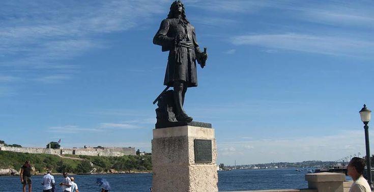 Monumento a Pierre Lemoyne D'Iberville - http://www.absolut-cuba.com/monumento-pierre-lemoyne-diberville/