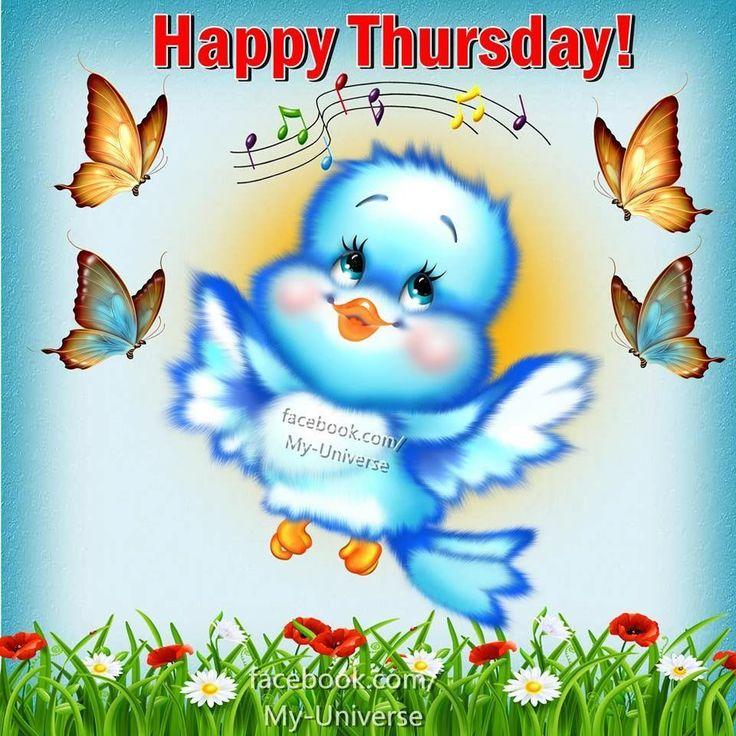 Cute Happy Thursday Image