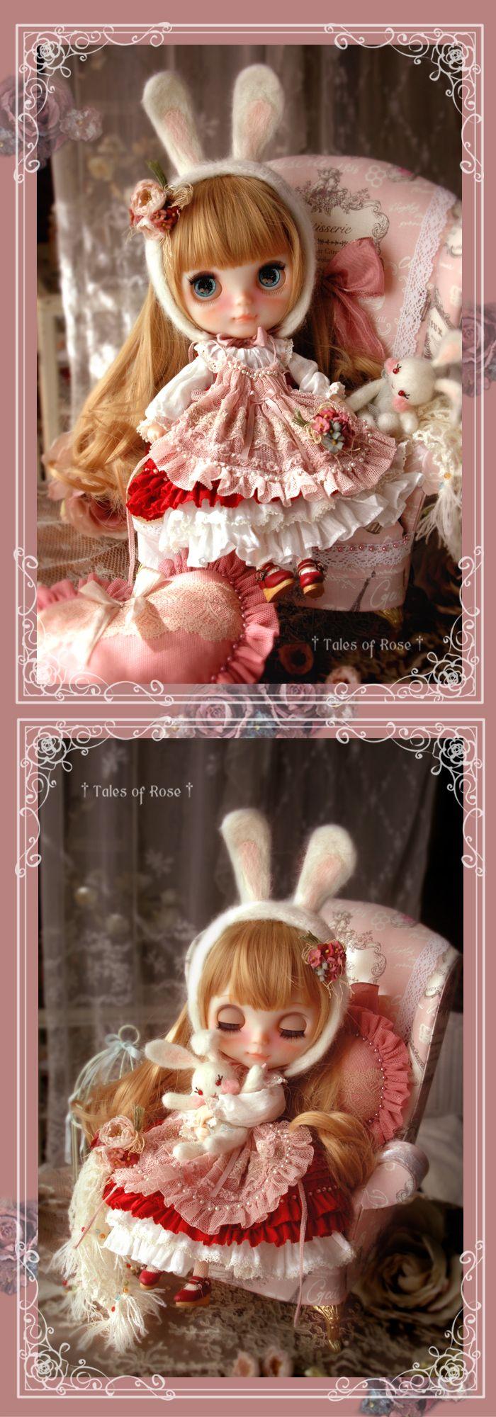 †薔薇物語†* カスタムブライス*フルセット+チェ... - ヤフオク!