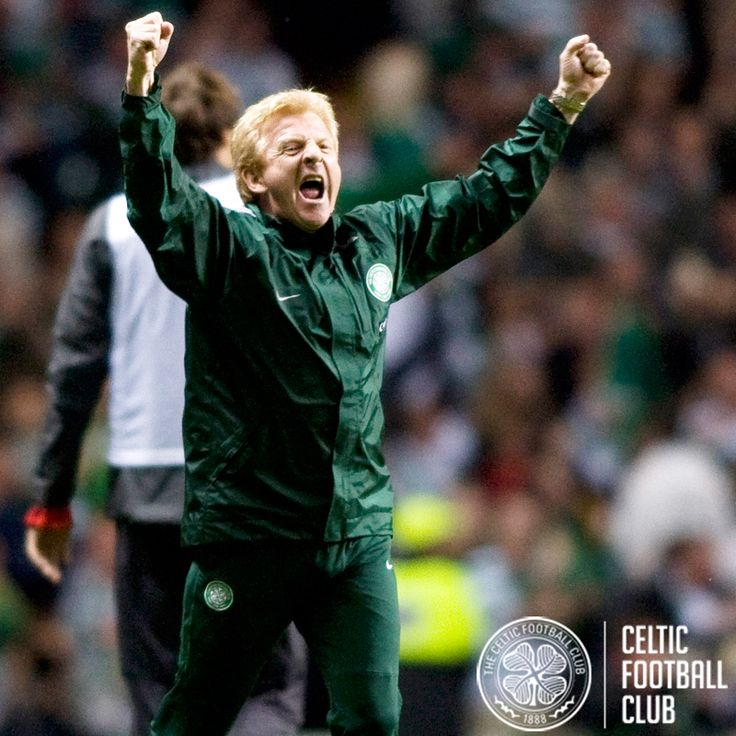 Image result for gordon strachan celtic