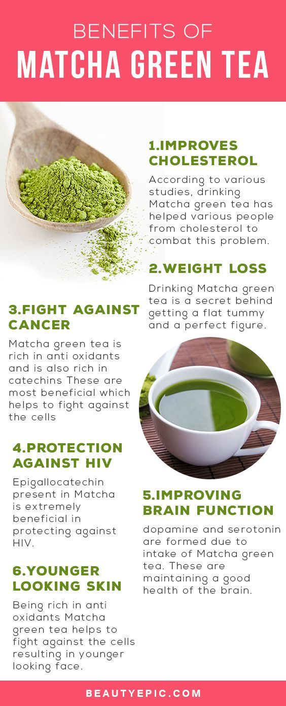 12 Unbelievable Benefits of Matcha Green Tea