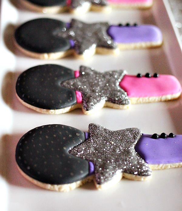 Microphone Cookies!