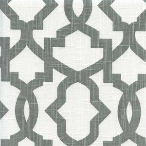 Sheffield Summerland Grey Miller Contemporary Drapery Fabric by Premier Prints - 53834 | BuyFabrics.com