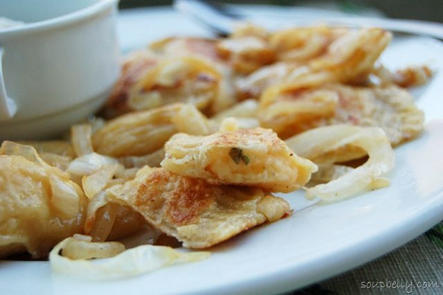 Cheese & Potato Pierogi Recipe — Dishmaps