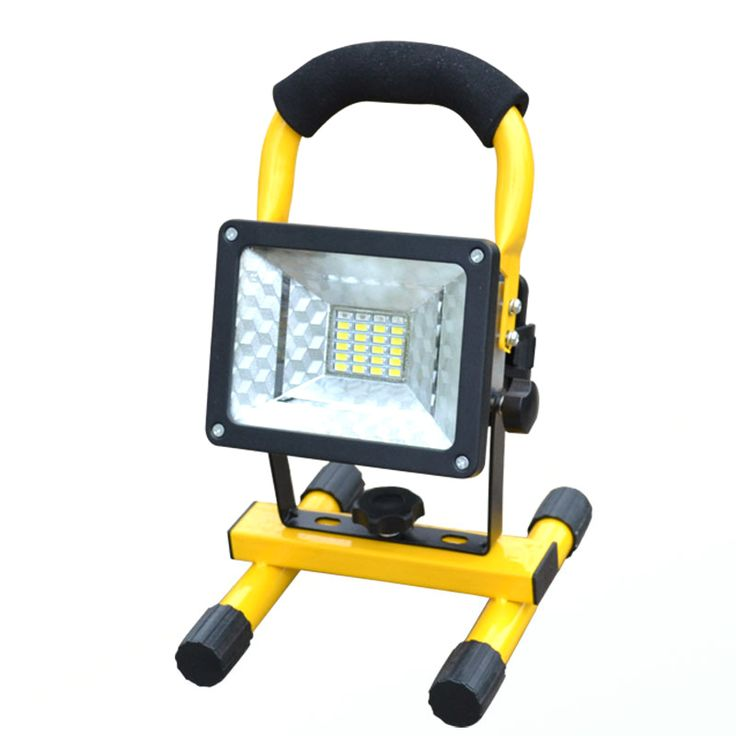 Rechargeable LED Floodlight Portable Spotlight Movable Outdoor Camping Light 24led Grassland Power from 3*18650 Batteries //Price: $25.93 & FREE Shipping //     #RChelicopter
