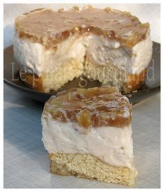 Le palais gourmand: Gâteau mousse à l'érable