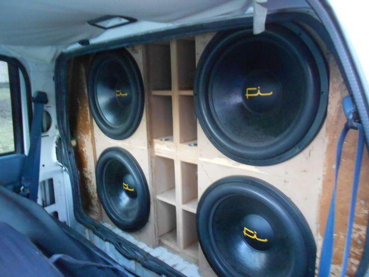 "4x Fi Car Audio BL 18"" subwoofers - Other Stuff - Ohio Riders ..."