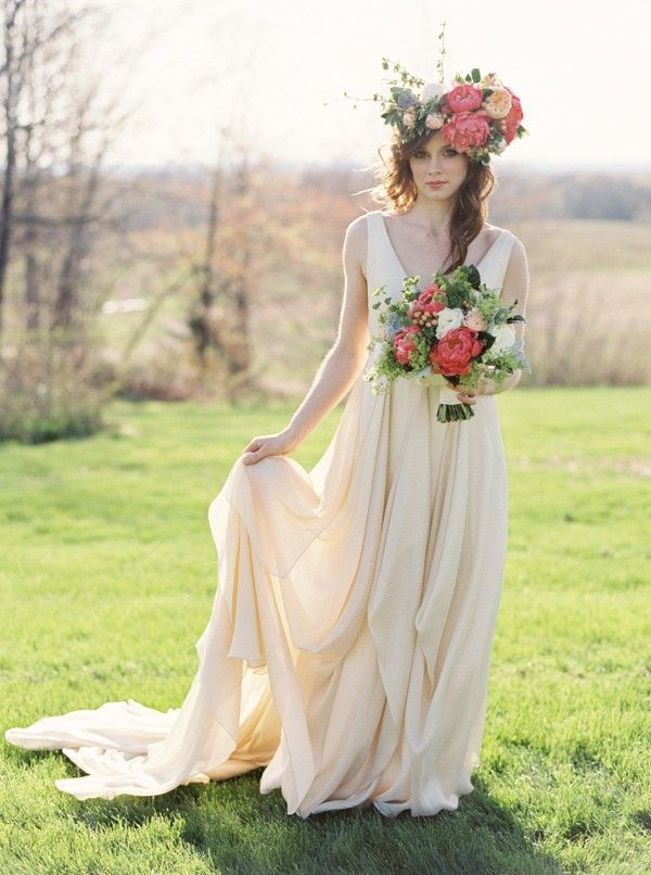 Inspiration For A Mother Nature Inspired Wedding Amazing Flower