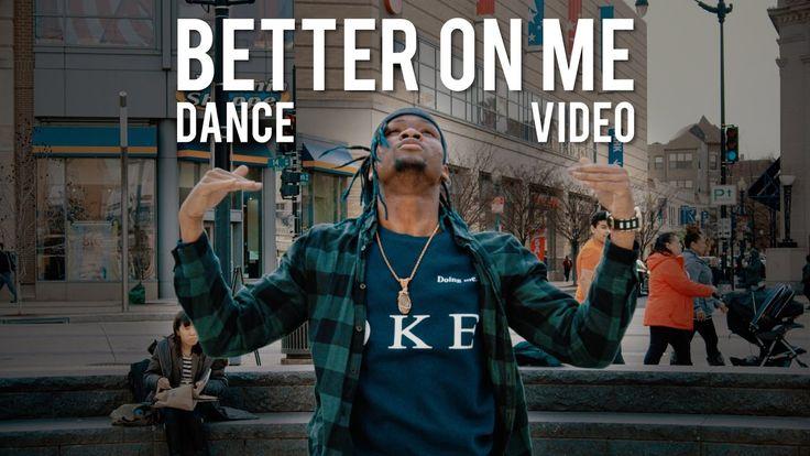 Pitbull - Better on Me ft. Ty Dolla $ign (Dance Music Video) | Dance by Casually Reggie - YouTube