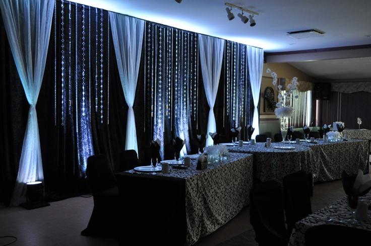 d corations de mariage wedding decoration le mur de la. Black Bedroom Furniture Sets. Home Design Ideas