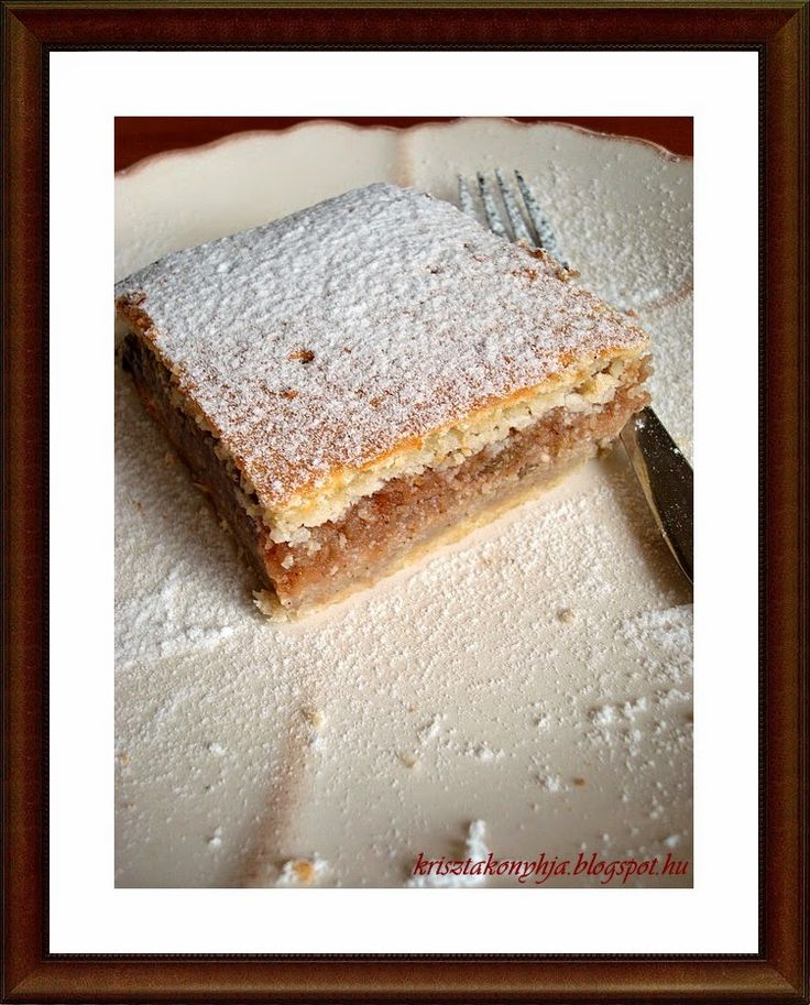 Kriszta konyhája- Sütni,főzni bárki tud!: Paleo almás pite