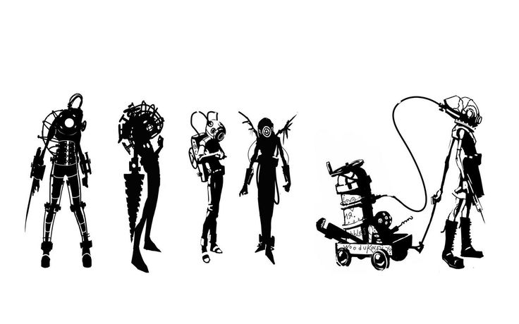 25 best Character Design | Silhouette images on Pinterest ...