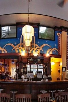 The Fountain On Locust, The most photographed restaurant in St. Louis. Ice Cream Parlor!