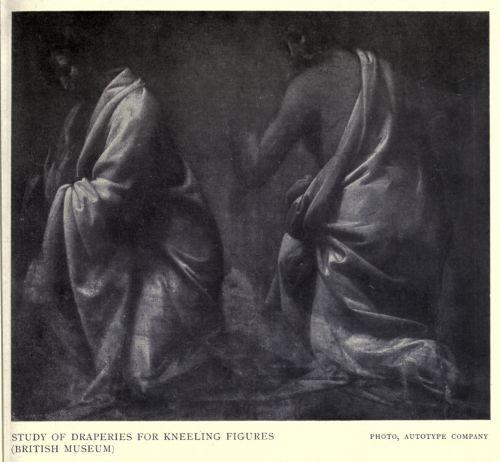 Drawings of leonardo da vinci by charles lewis hind