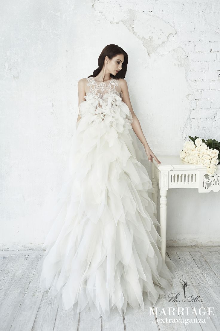 """Marie Ollie, Marriage ,,extravganza"""", wedding dress, bridal collection"""