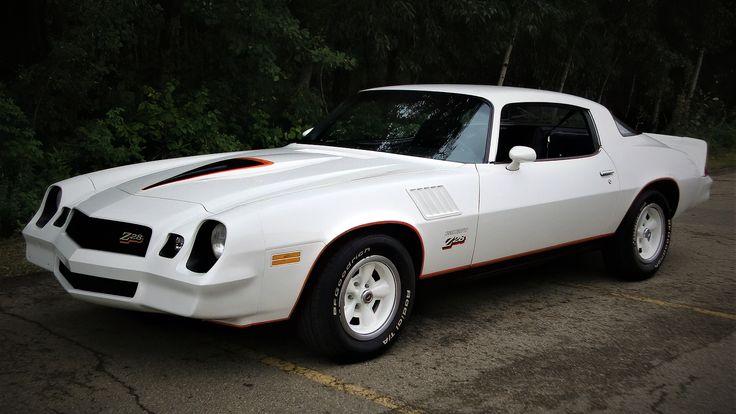 1978 Chevrolet Camaro Z28 In 2020