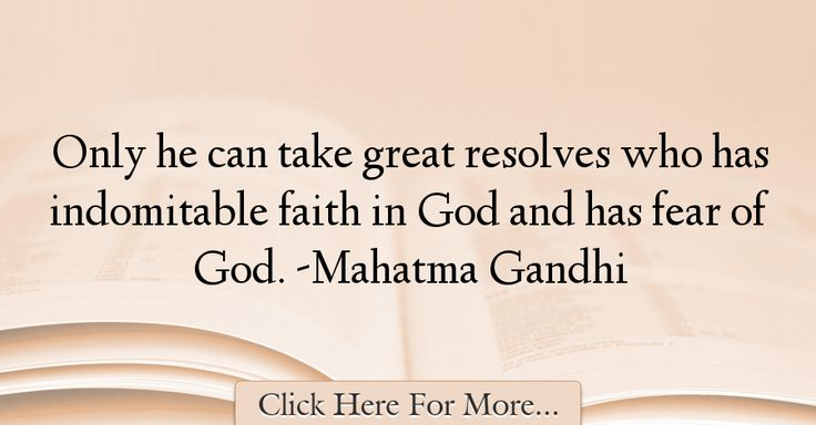 Mahatma Gandhi Quotes About Great - 30967