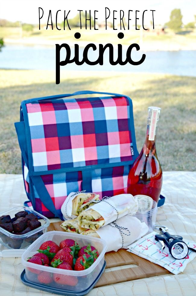 How to Pack the Perfect Picnic | The Shopping Mama