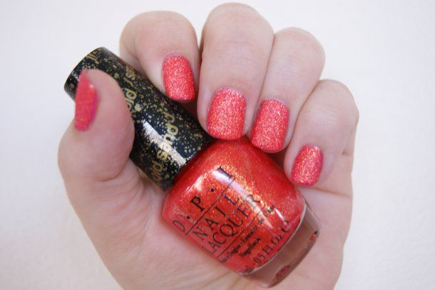 New OPI Liquid Sand Nail Polish: Bond Girls Collection