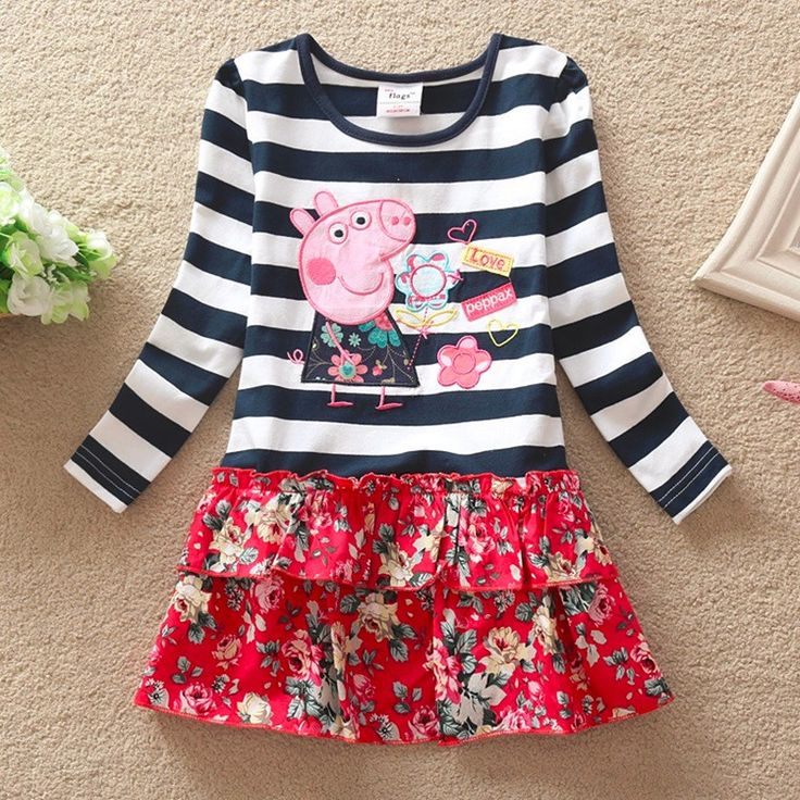 Retail 2016 brand dress baby girl print lace flower style tutu princess dresses children clothing kid wear nova party L323 mix-in Dresses from Mother & Kids on Aliexpress.com   Alibaba Group