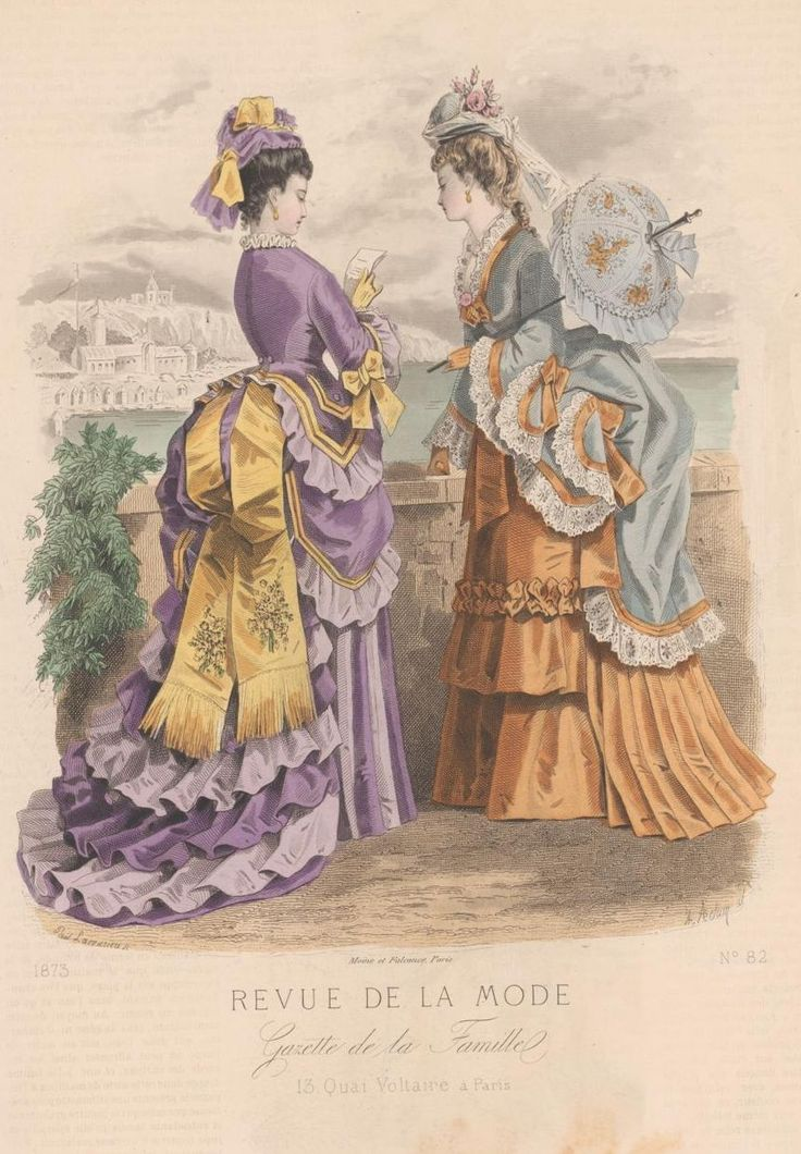 revue de la mode 1873 1873s fashion plates pinterest la mode westminster and invitations. Black Bedroom Furniture Sets. Home Design Ideas
