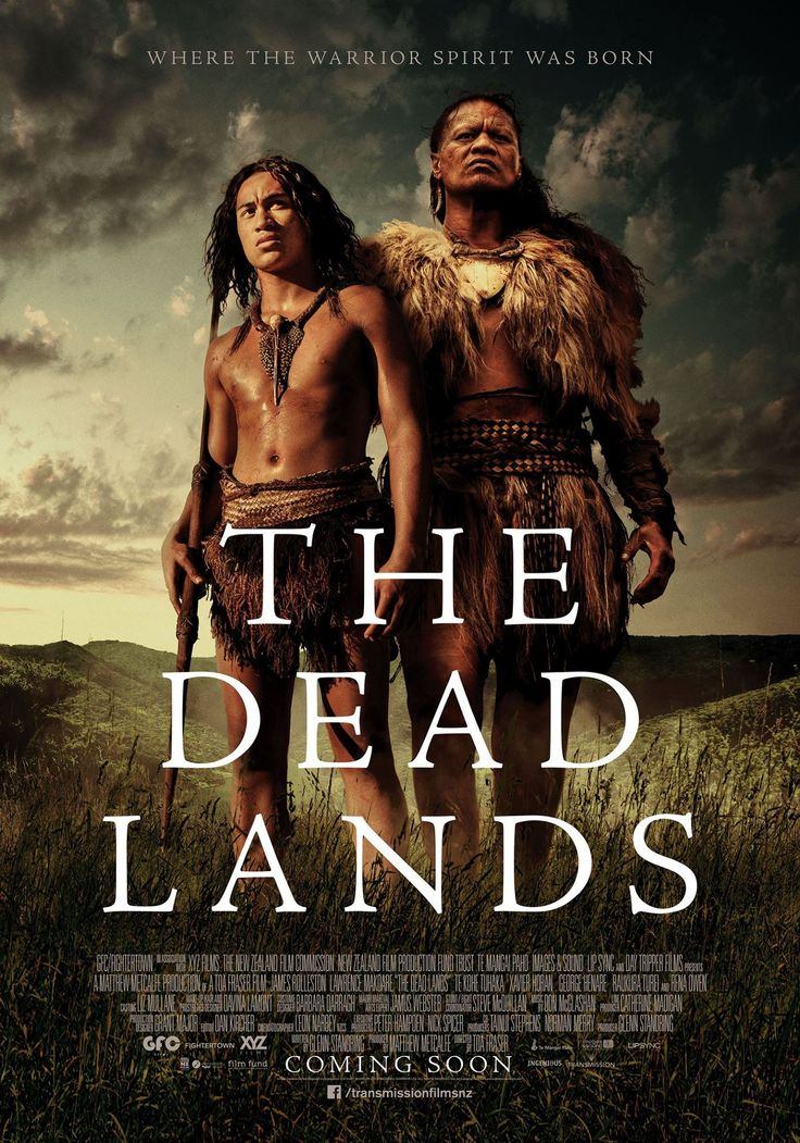 The Dead Lands movie poster #DeadLandsmovie #Hautoa