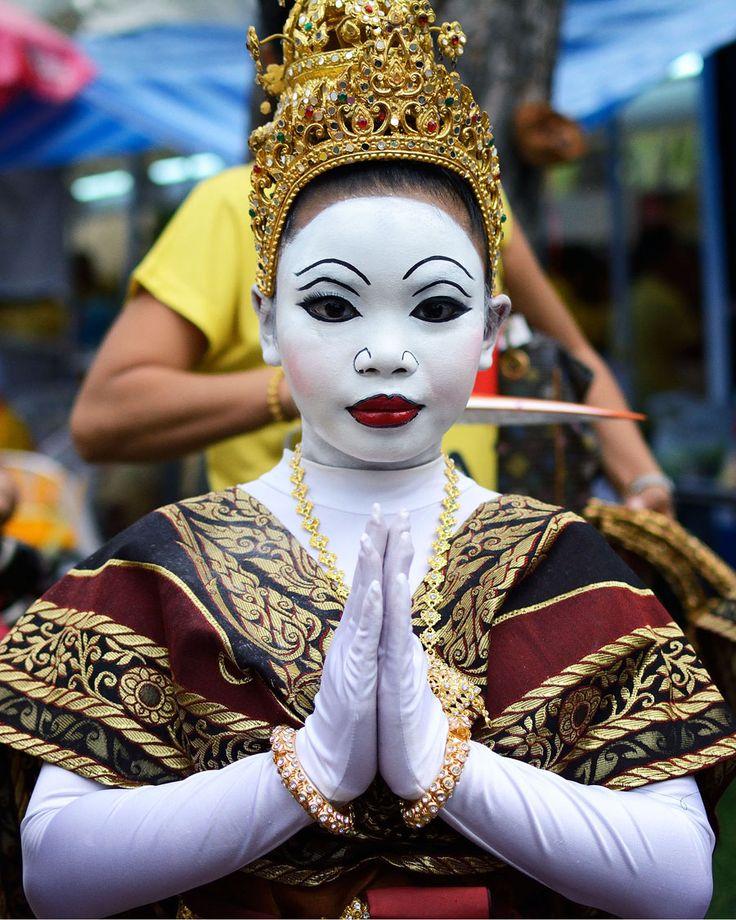 people in Thailand #Thailand