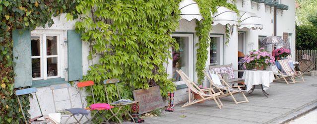 Frühtau • Café und Boutique im malerischen Örtchen Berg am Starnberger See. Perfekt für einen Brunch.