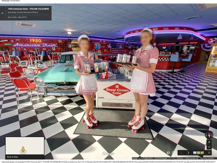 1950 american diner figline valdarno igor biagi versilia business photos googlemaps. Black Bedroom Furniture Sets. Home Design Ideas