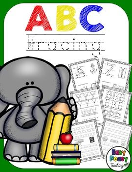how to teach letters in prep