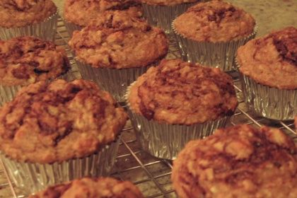 Banana-Nutella Muffins... But Healthy - Hollywood Hot Moms  http://www.digitalaltitude.co/opportunity/?id=joannholstein