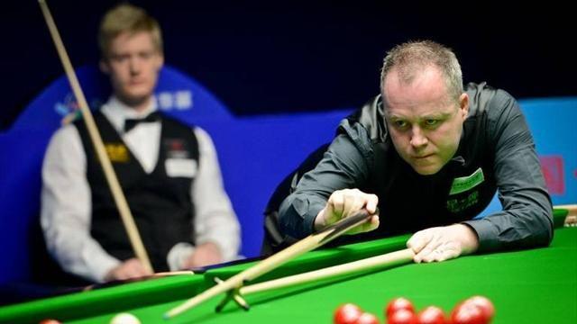Advantage Higgins in Wuxi Classic Final