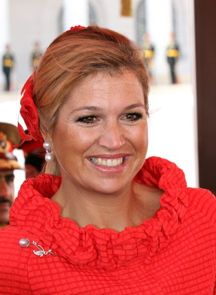 Queen Maxima of Netherlands: pic #602373